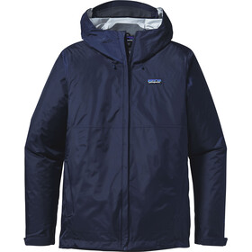 Patagonia Torrentshell Jacket Herr navy blue w/navy blue
